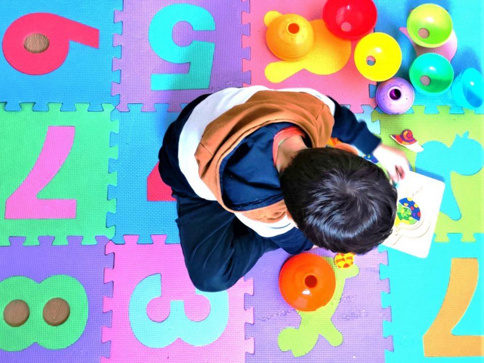 organiziranja dječjeg prostora