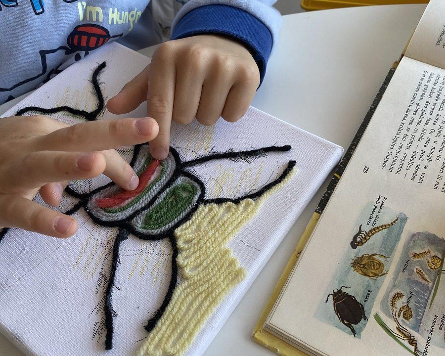 DIY Kukci od vune