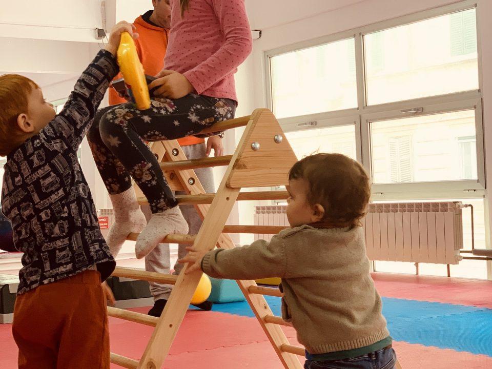 Aktivnosti za djecu do 3 godine
