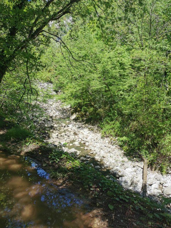 šetnice rijeka