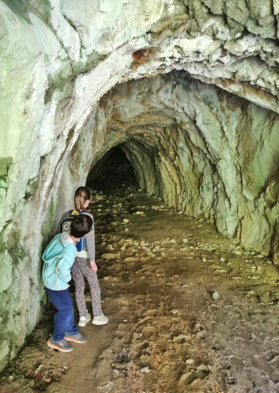 tunel za vodu