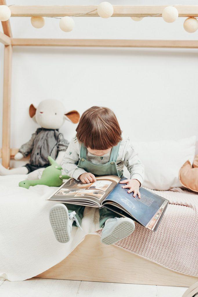 kako potaknuti djecu na čitanje